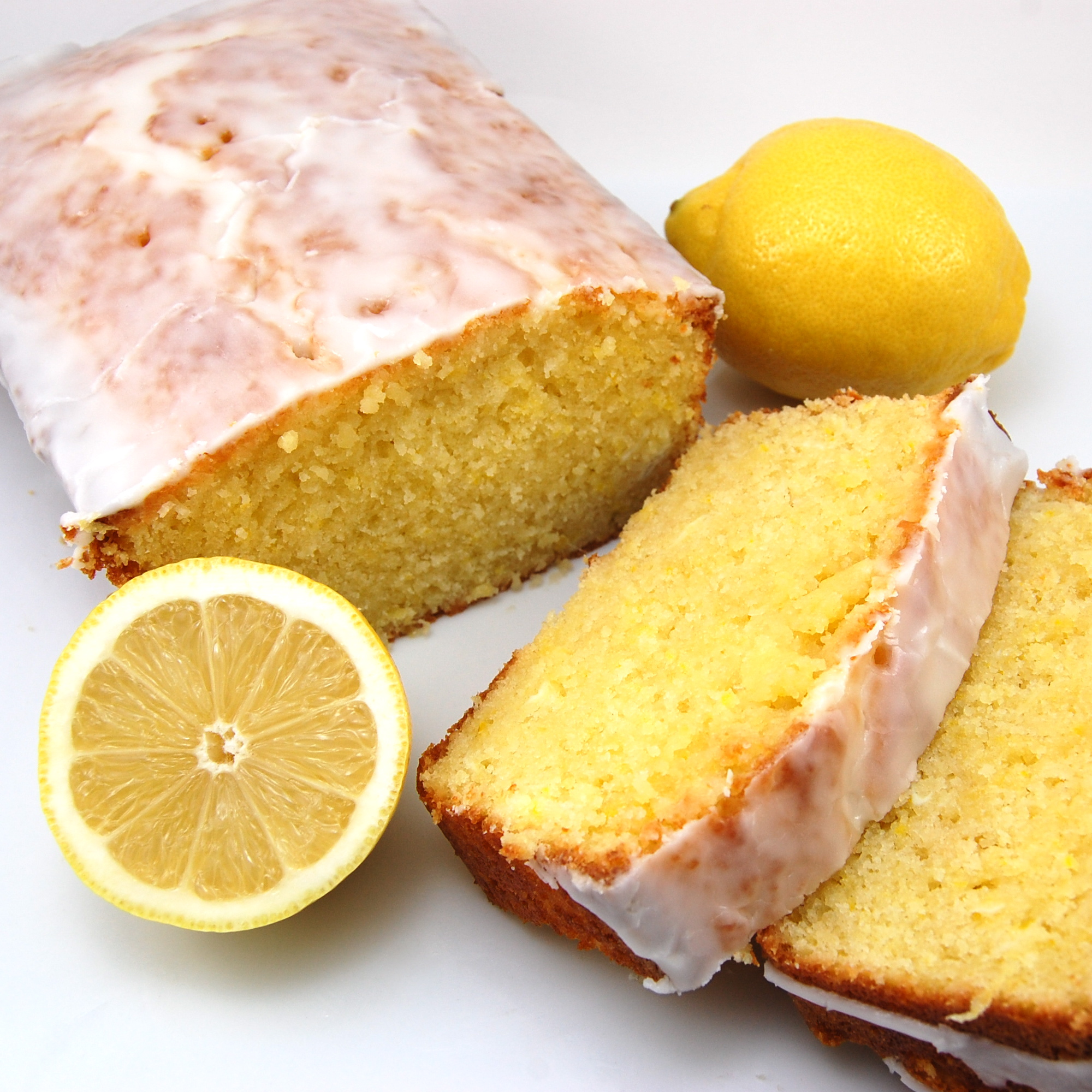 Cake Au Citron Sans Levure