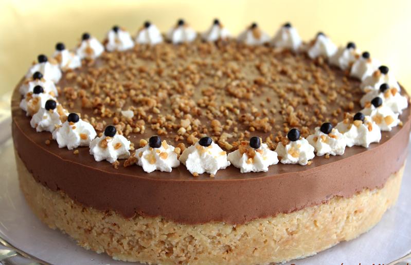Gâteau au chocolat et au noix de Macadamia1