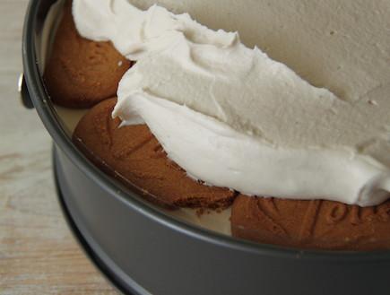 Gâteau aux spéculoos et crème mascarpone4