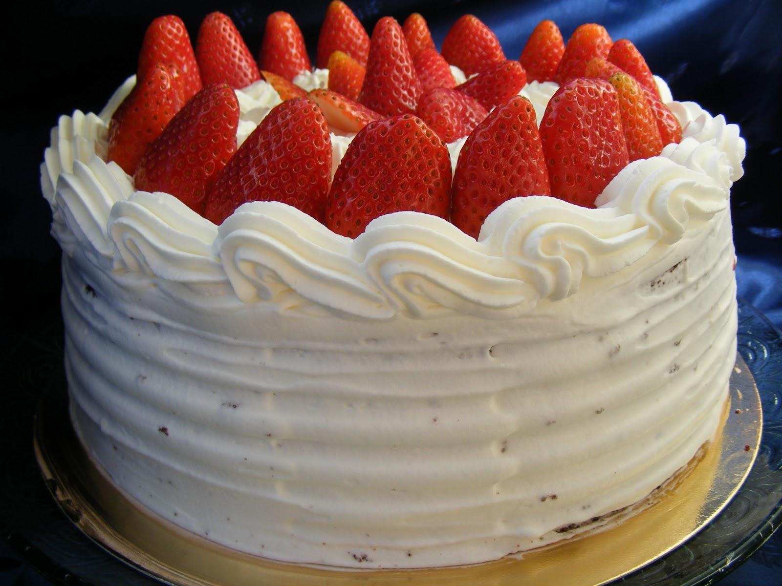 Layer cake fraises chocolat et chantilly au mascarpone9