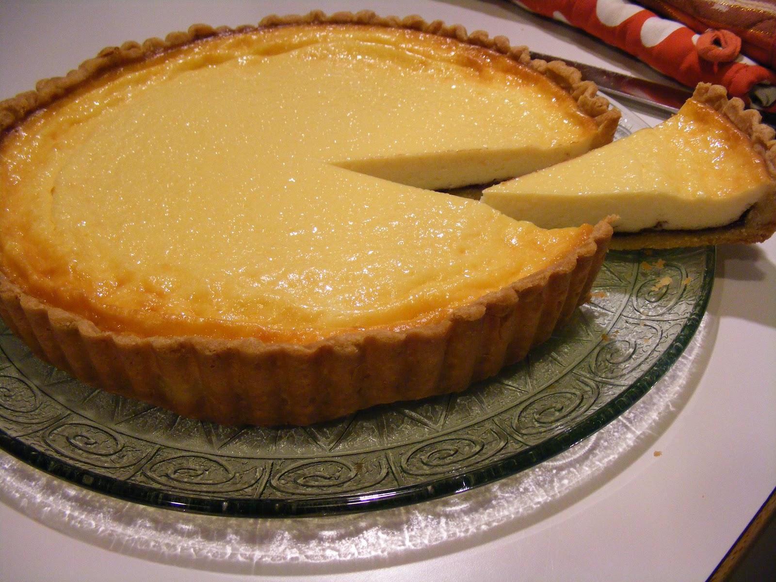 Tarte au fromage4