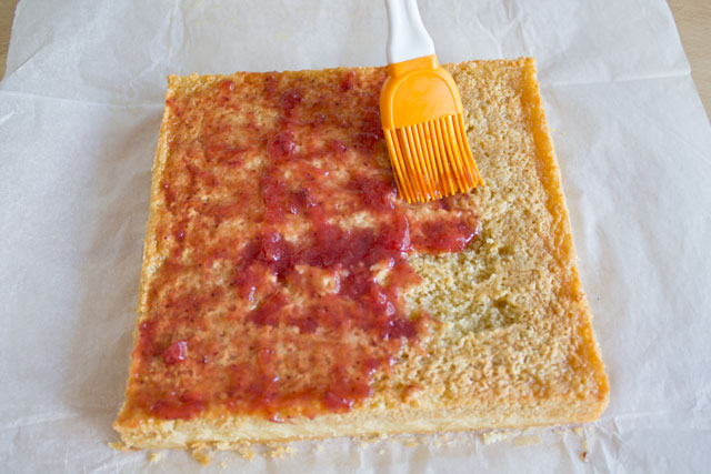Tarte fraises et pistache façon Christophe Michalak5
