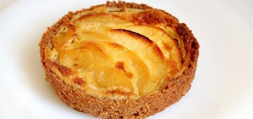 Tarte Clafoutis aux pommes