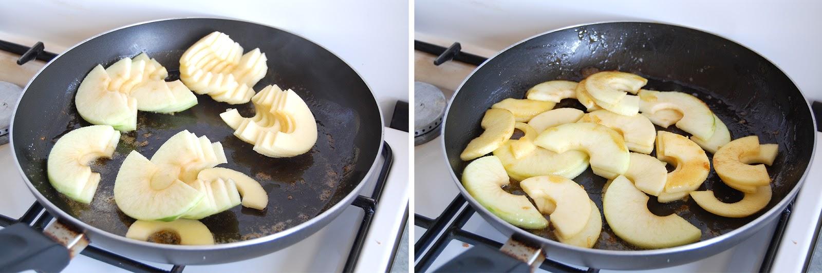 Tarte Clafoutis aux pommes5