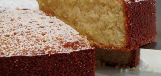 Gâteau aux amandes de grand-mère
