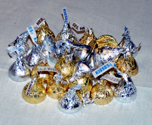 « Hershey Kisses » Cookies2