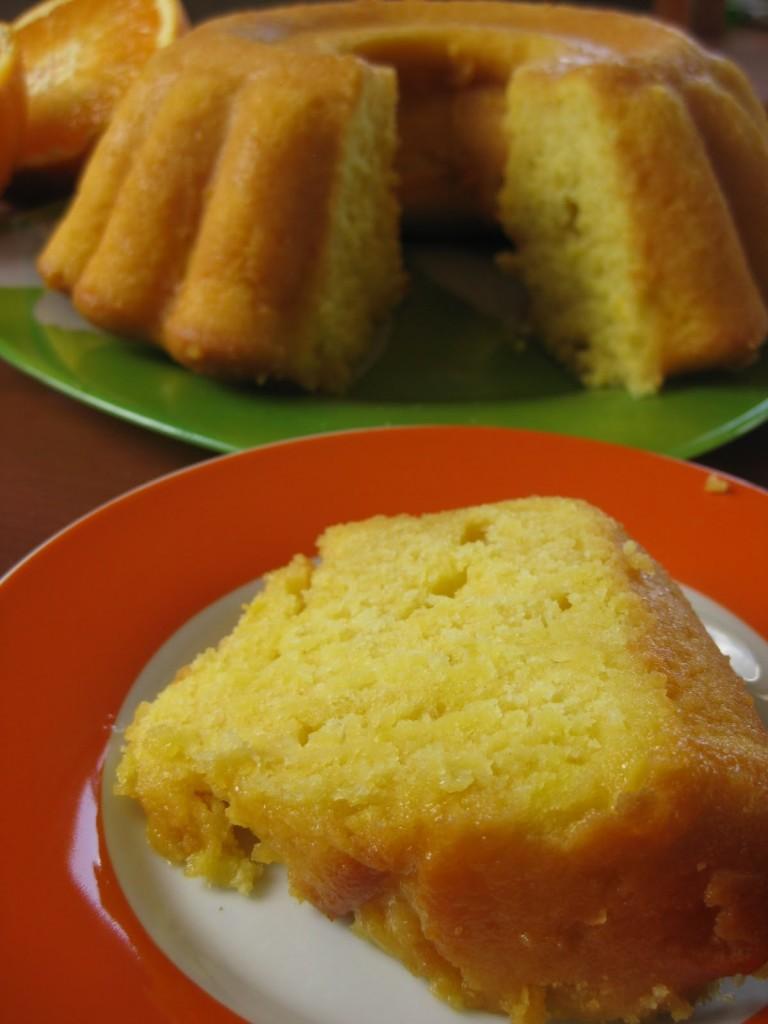 Cake à l'orange8