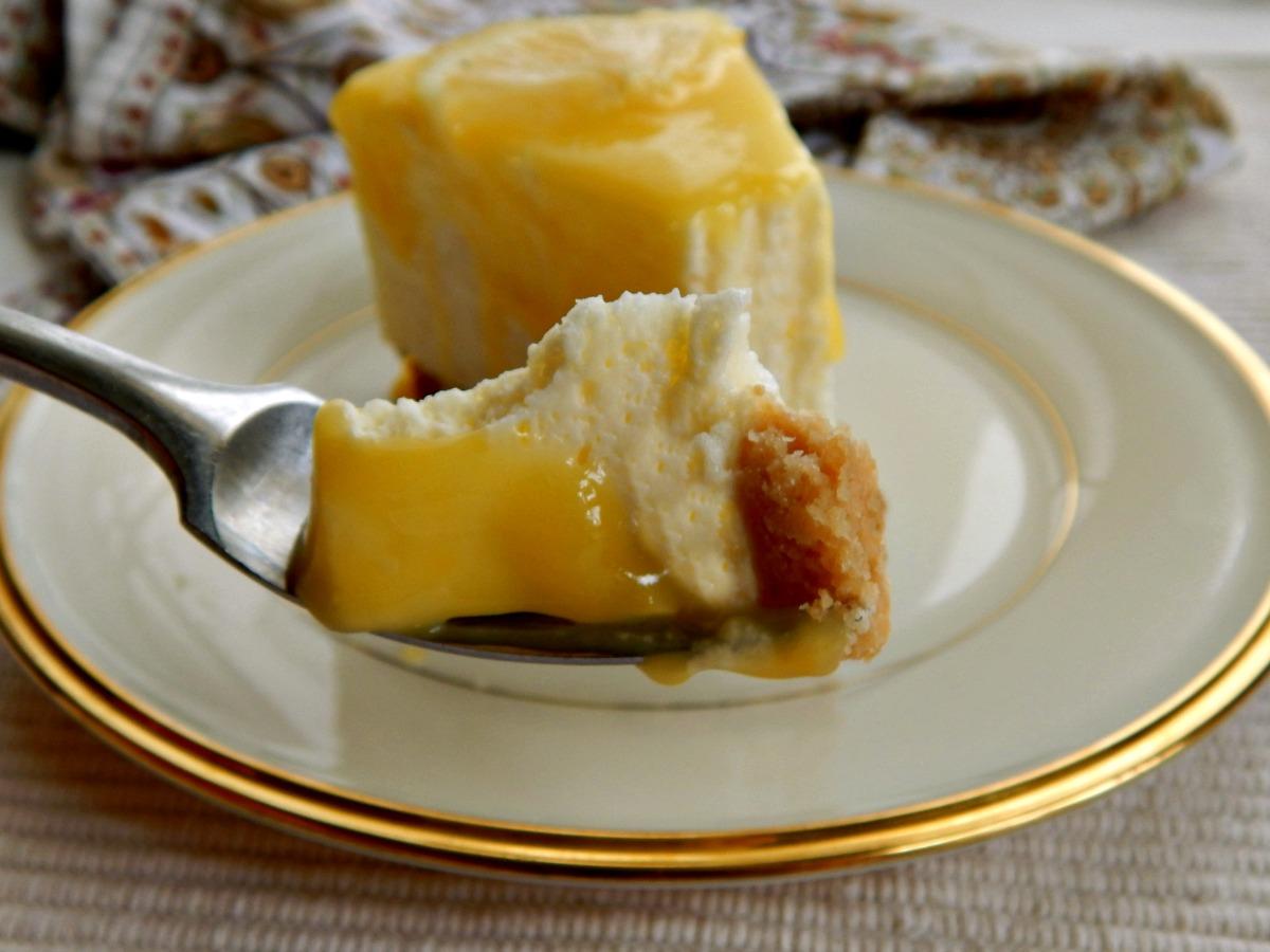 G teau mousse au citron facile et rapide g teaux d lices - Tarte au citron facile et rapide ...