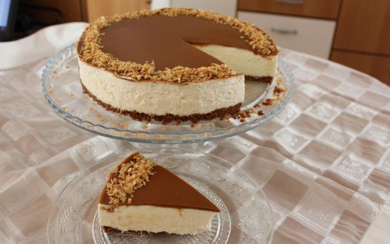 cheesecake sans cuisson chocolat blanc et p 226 te sp 233 culoos g 226 teaux d 233 lices