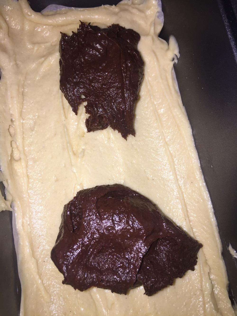 Cake Marbr Ef Bf Bd Vanille Chocolat