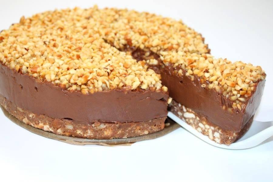 Cheesecake au nutella sans cuisson – Gâteaux & Délices