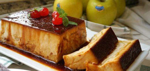 Cake Aux Pommes Et Cr Ef Bf Bdme Caramel